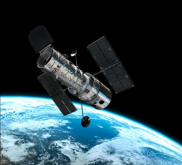 壮丽照片由哈勃望远镜拍下