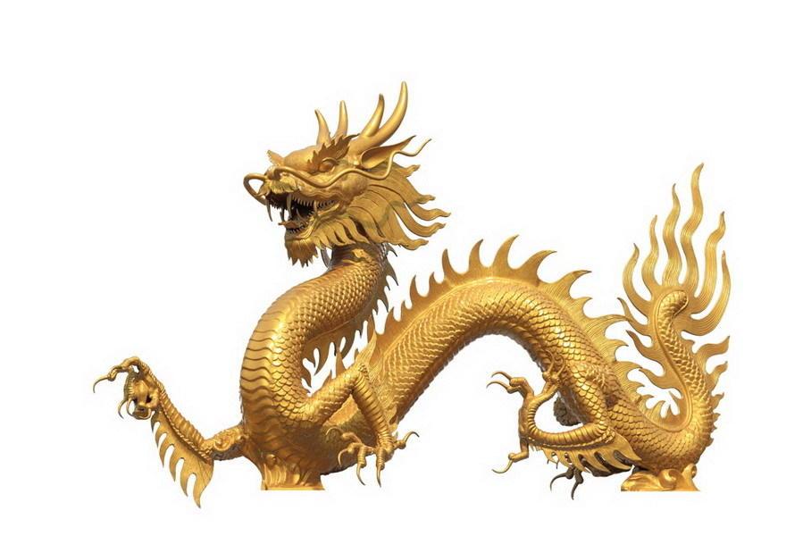 研究人员猜测中国重庆綦江县挖掘发现的綦江龙可能是中国传统文化龙的原型。