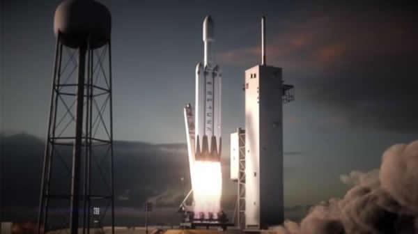 根据SpaceX公司的估计,重型猎鹰火箭能够将53吨的货物送入轨道
