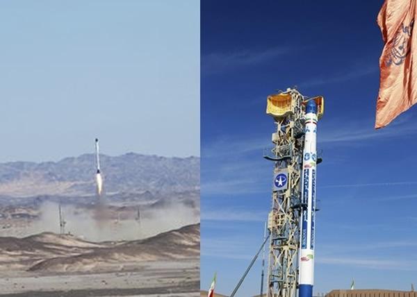 伊朗昨日宣布已成功发射一枚新的观测卫星。