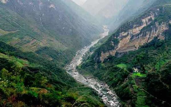最新研究表明在冰河时期三峡地区是全中国唯一一个动物们的诺亚方舟