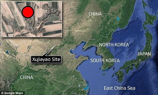 山西省发现的一些古人类化石很能是亚洲另一个新的早期人种