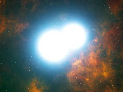 行星状星云Henize 2-428中央存在两颗白矮星