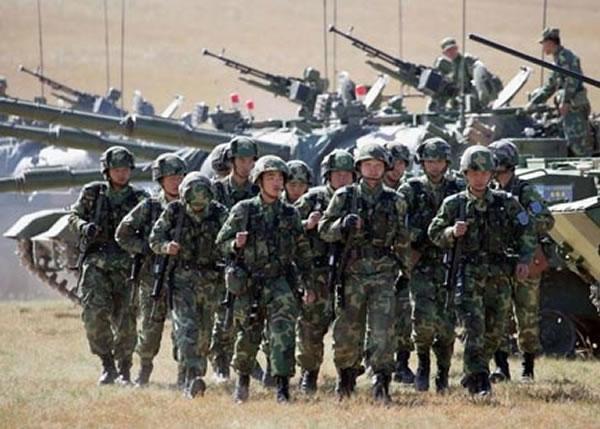 报道指中国解放军存在致命弱点,目前还没有准备好赢得一场战争。