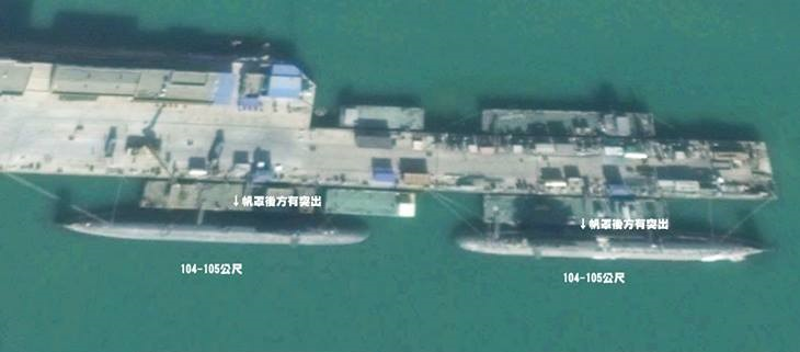 造船厂已完成建造2艘093G核动力攻击潜艇。