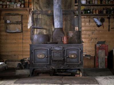 早年探险家住过的南极木屋经过修复回到20世纪初最早有人前往南极洲探险时的原貌
