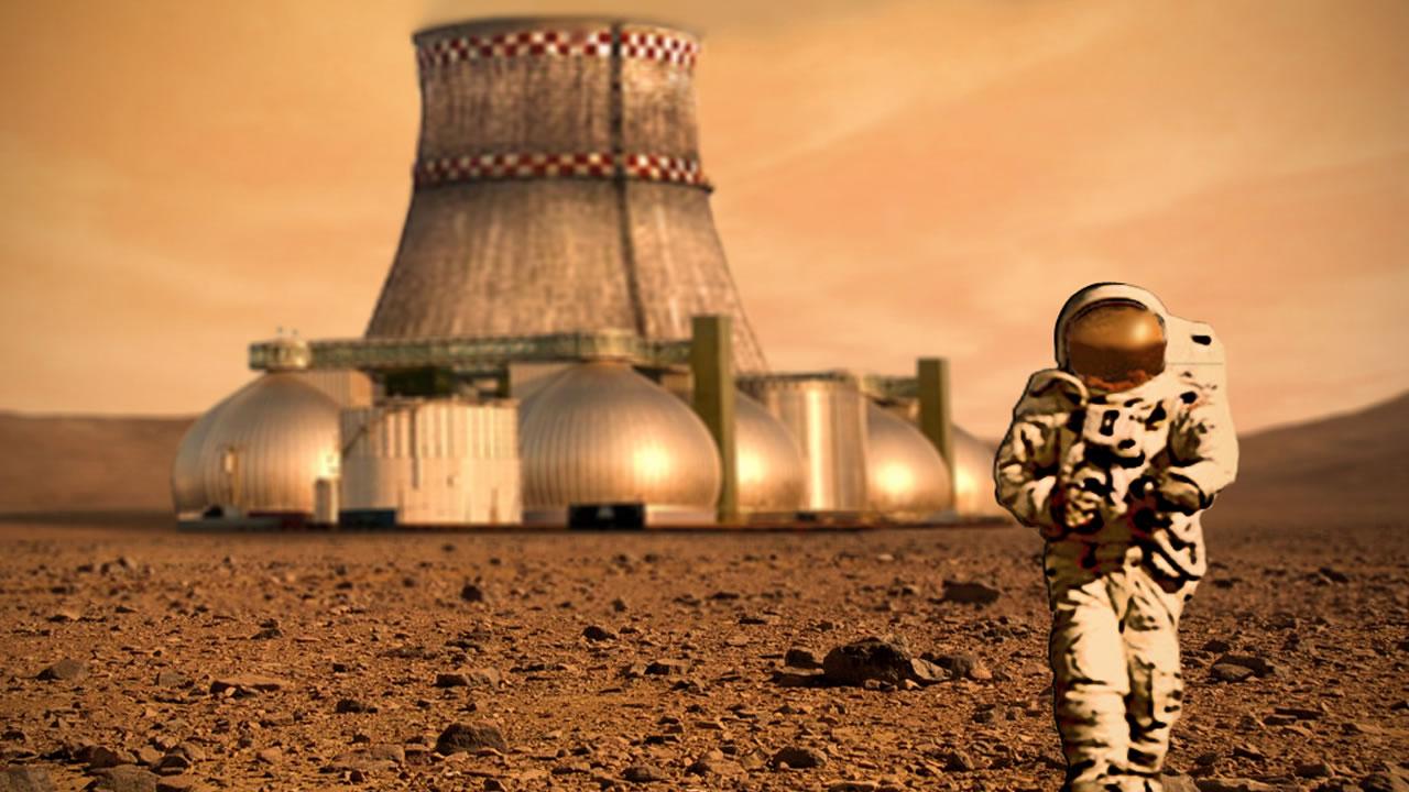 """""""火星一号""""(Mars One)计划是否系骗局?"""