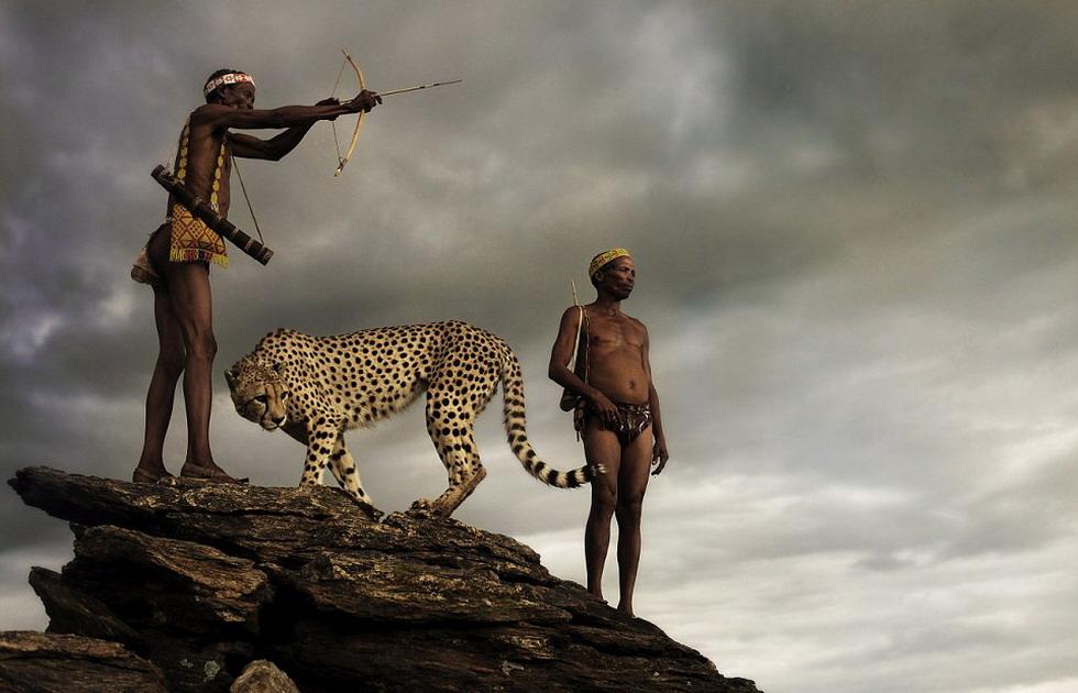 摄影师深入非洲纳米比亚日本变态魔女漫画Naankuse野生动物