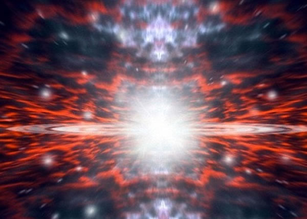 超巨型黑洞是在宇宙大爆炸发生后9亿年形成