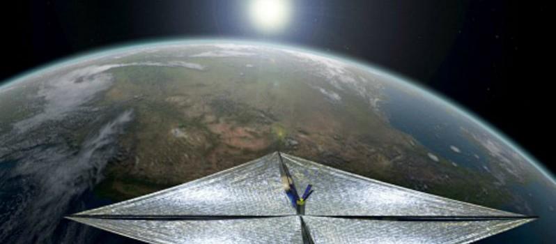 """美国行星学会将在5月首次试飞""""LightSail""""太阳帆飞船 后续飞船将试着飞出太阳系"""