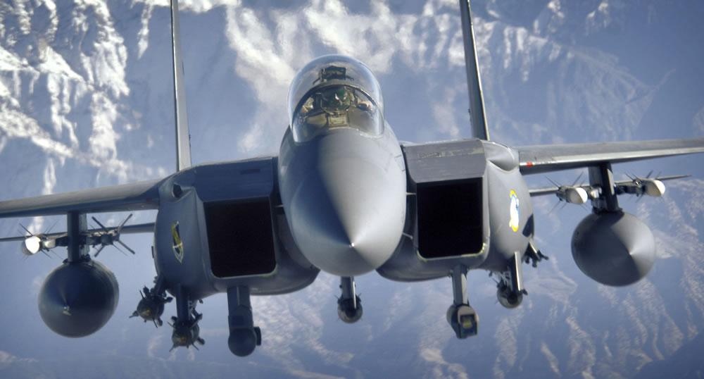 美国2016年就可以用F-15战斗机发射小型卫星上太空