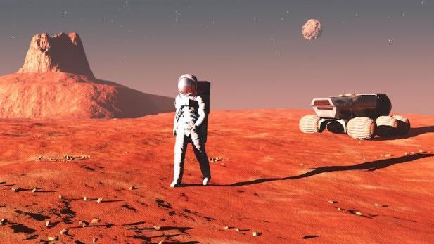 """""""火星一号""""(Mars One)移民计划:申请者豪言永不放弃"""