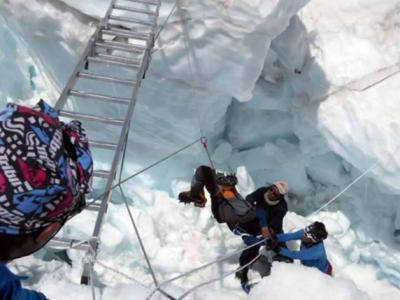 喜马拉雅山粪尿为患 尼泊尔登山协会促登山客自理
