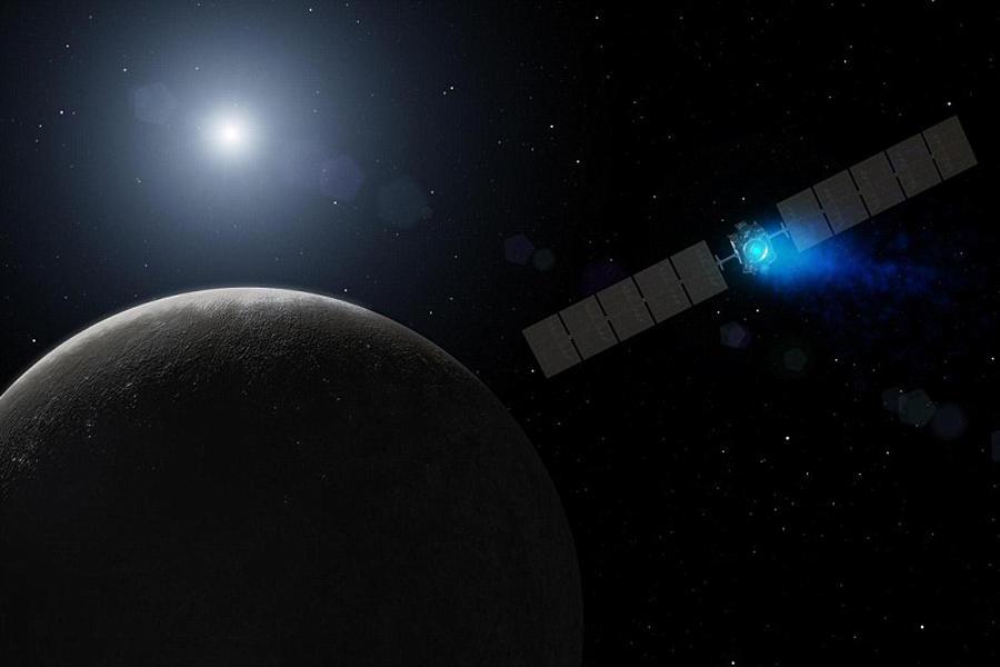 美国宇航局的黎明号探测器将在3月6日进入谷神星的轨道,届时我们将以前所未有的高度近距离俯视谷神星。美国宇航局吉姆•格林博士认为我们已经抵达谷神星的家