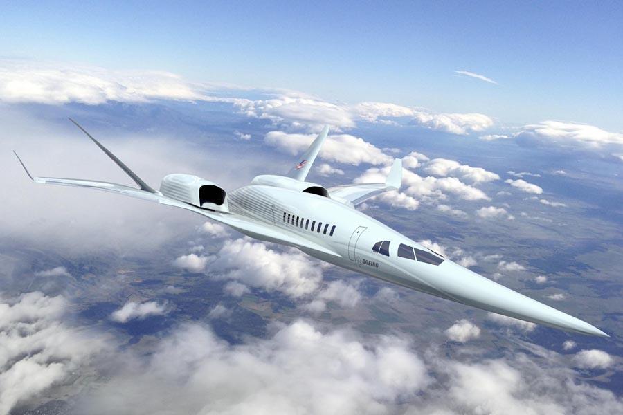 在未来的航空技术中,我们将重点研究更加安静且快速的飞机,比如商业超音速飞行将兴起,美国宇航局最新的航空技术能够让超音速客机变得更加安静,同时还更加环保。试想一下