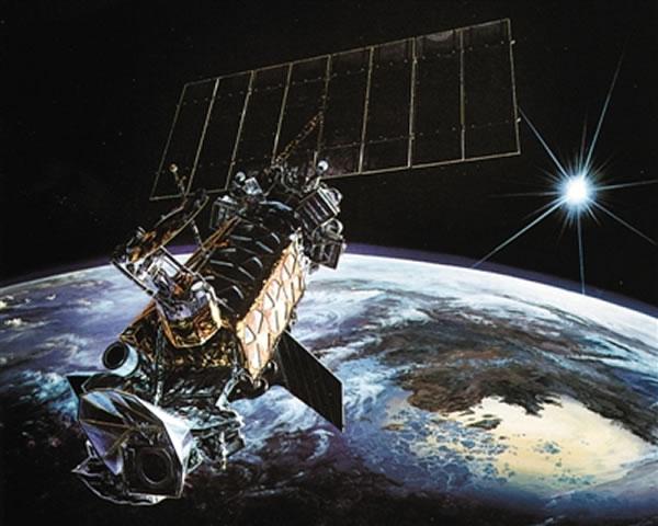 DMSP卫星