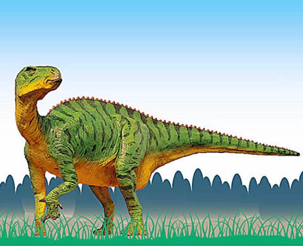 日本福井县发现新品种草食性禽龙类恐龙化石Koshisaurus Katsuyama