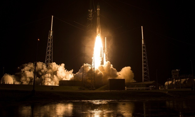 NASA发射卫星,欲揭开磁层神秘面纱。