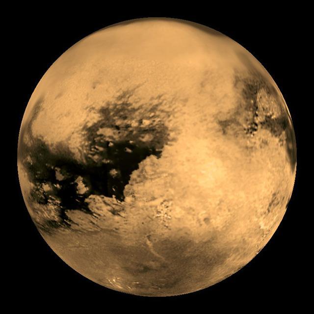 康奈尔大学研究人员称土卫六海洋中可能生存生命 以甲烷为能量来源