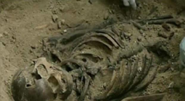 唐吉诃德》作者塞万提斯骨骸在西班牙马德里修道院