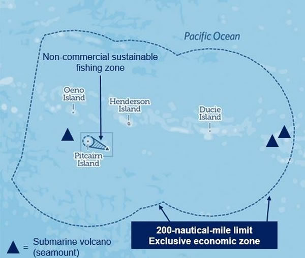 英国计划在太平洋开辟全球最大及全面保护的海洋保护区