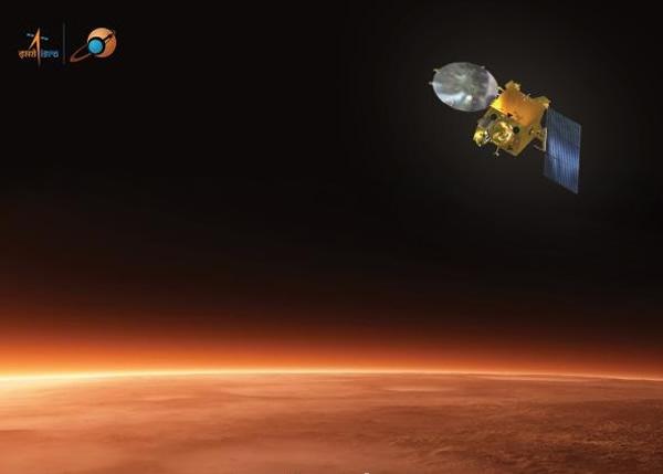 火星飞船可延长任务半年。图为构想图。