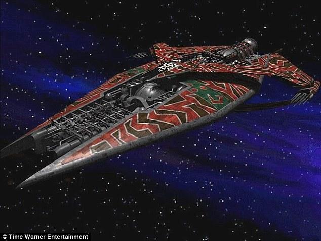 """美国雷神公司工程师认为亚光速外星飞船无法""""隐身"""" 会被人类望远镜观测到"""