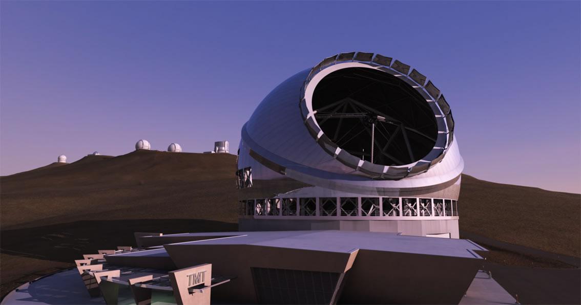 30米口径望远镜(TMT)
