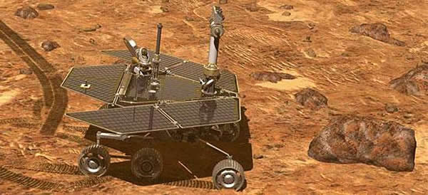 """美国宇航局机遇号火星车再次遭遇严重的""""失忆症"""""""