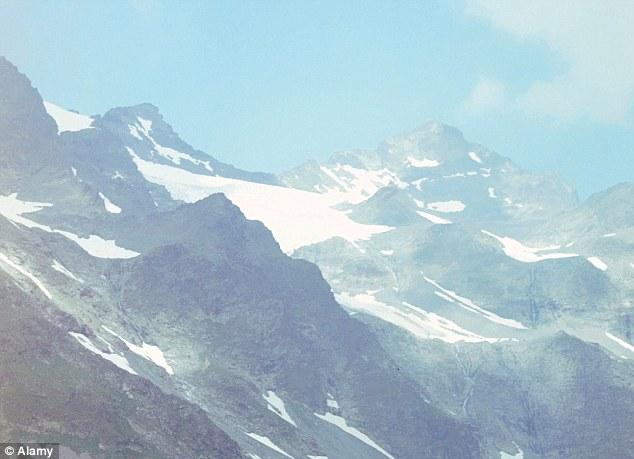 扎娜(Zana)出没在高加索山脉