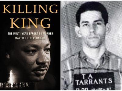 """美国学者Stuart Wexler新书""""Killing King""""称FBI为保3K党线人 毁马丁路德金遇刺文件"""