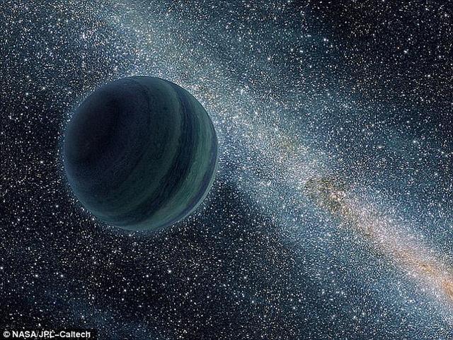 不环绕恒星运行的流浪行星仍能依靠内部热量孕育生命