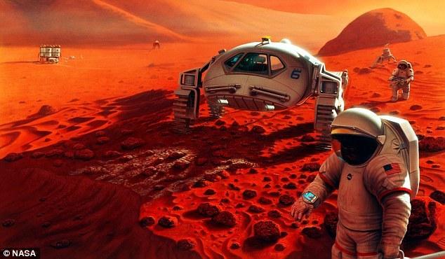 宇航局希望在本世纪30年代实施载人火星探索任务并且认为这项任务具有可行性。按照宇航局当前的计划,他们将在本世纪20年代造访一颗小行星,而后在30年代将宇航员送上