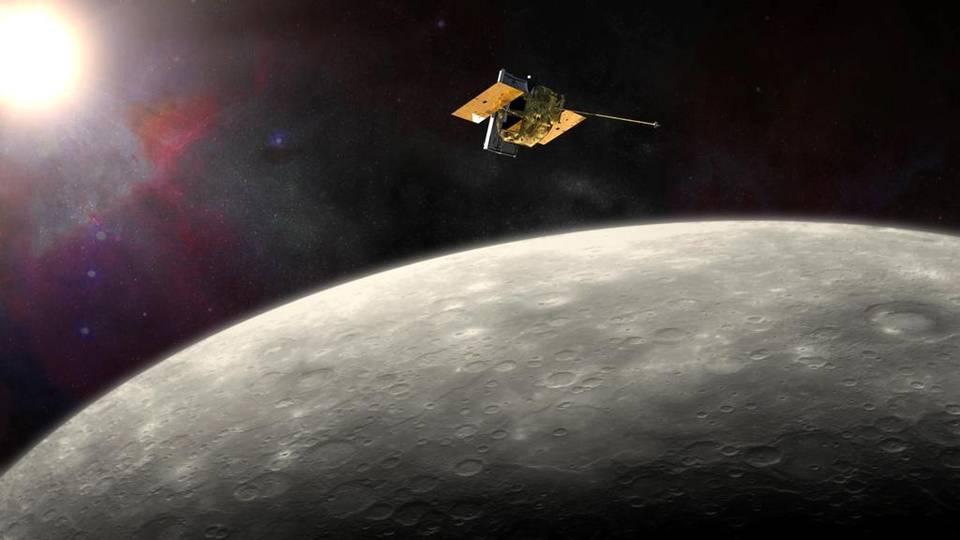 """""""信使""""号水星探测器燃料将耗尽 可能以撞击水星的方式结束使命"""