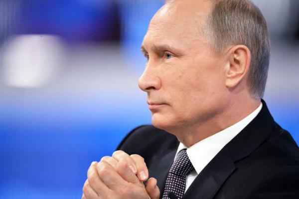 普京说,俄罗斯需要自己的空间站以便恰当地在太空观测国土。
