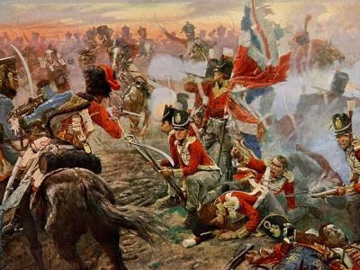 大部分英国人对滑铁卢战役认识模糊不清 14%人以为法国打胜仗