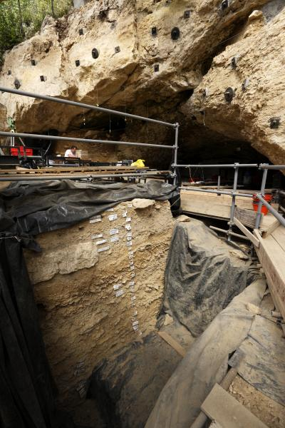 Fumane 洞穴考古遗址