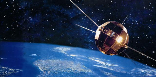国东方红一号卫星成功发射45周年