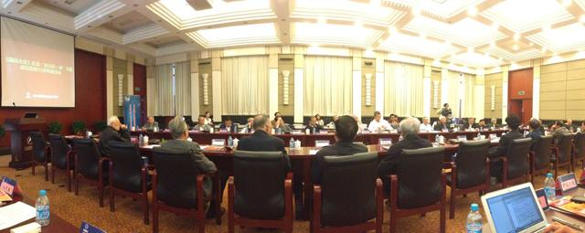 纪念东方红一号人造地球卫星发射45周年大型座谈会在京召开