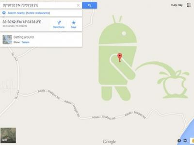 Google Map����� Android��ƻ���־����