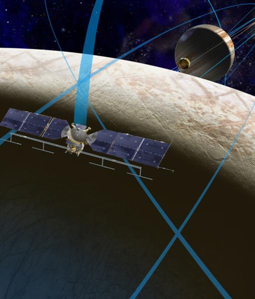 美国宇航局在2016年年度预算中请求3000万美元探索木卫二,探索为期3年,共计45次飞掠