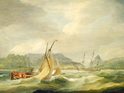 非洲好望角附近发现18世纪沉船 确认是载非洲奴隶途中沉没的葡萄牙船只