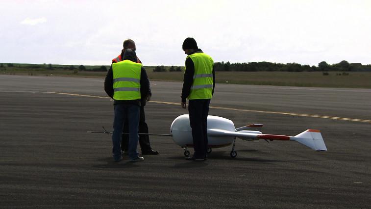 原型机早前曾进行测试。