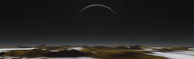 """""""新视野""""号探测器将于7月抵达冥王星,该天体系统距离我们大约48亿公里"""