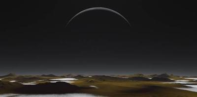 """美国宇航局推出""""冥王星时间""""工具 让爱好者体验冥王星上的光照环境"""