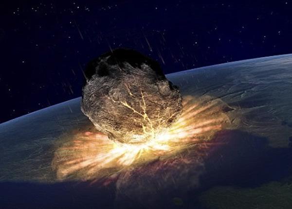网上谣传小行星将于9月撞向地球