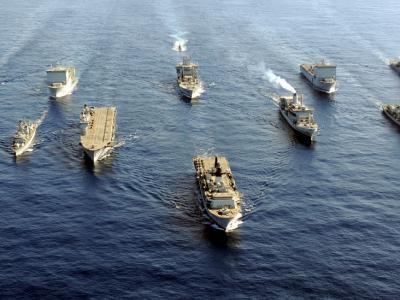 英国皇家海军的兴衰浮沉