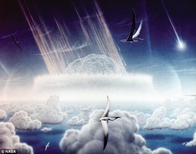 恐龙经历了两次物种大灭绝:许多人都知道0.66亿年前白垩纪-第三纪时期物种大灭绝事件,当时一颗小行星碰撞地球导致75%物种灭绝消失。然而,这并不是恐龙世界遭受的
