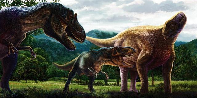 美国科学家最新一项研究报告表明,恐龙的生长速度接近于热血哺乳动物,之前曾有科学家提出恐龙是冷血动物、恒温动物的观点。