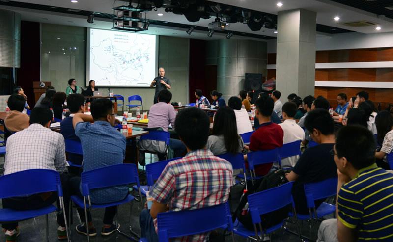 """""""东北亚生态考古研讨会""""在中国科学院古脊椎动物与古人类研究所召开"""